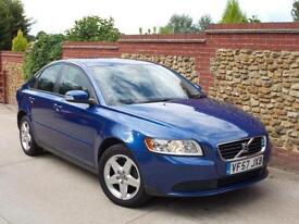 Volvo S40 1.6 2008 S Blue - 34K, FSH, Stunning Condition throughout!