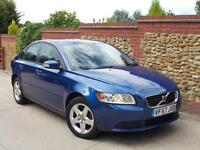 Volvo S40 1.6 2008 S Blue - 34K, FSH, Stunning Condition throughout!