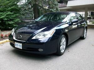 2008 Lexus ES 350 ULTRA PREMIUM PACKAGE WITH NAVIGATION