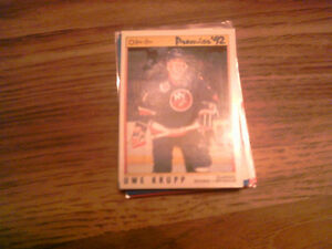 misc hockey cards Kitchener / Waterloo Kitchener Area image 1