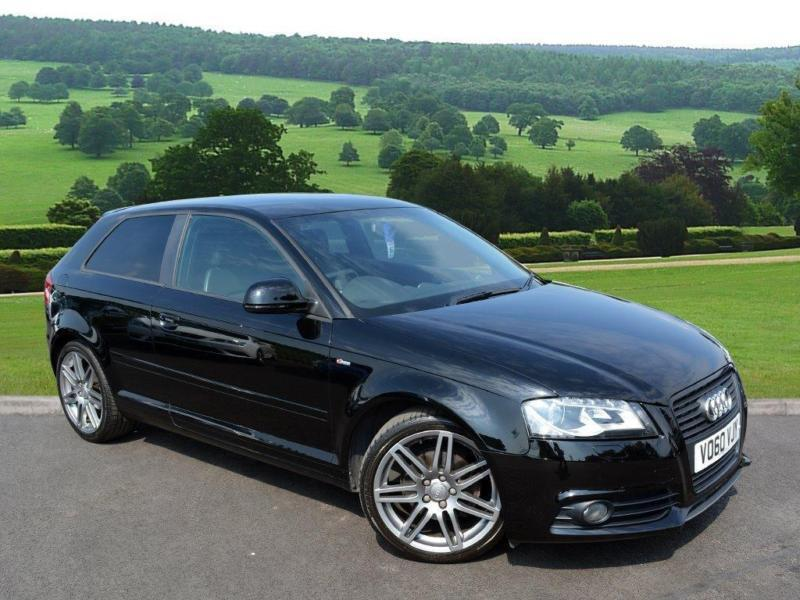2010 audi a3 1 8 tfsi s line s tronic 3dr in newcastle. Black Bedroom Furniture Sets. Home Design Ideas