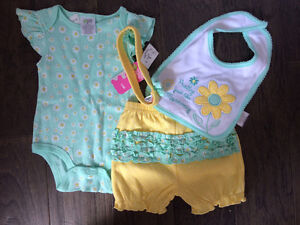 Baby girl outfits Cambridge Kitchener Area image 2