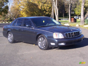 MUST GO TODAY!2001 Cadillac Deville