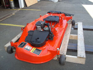 New Condition Mower Deck - For Kubota Tractor