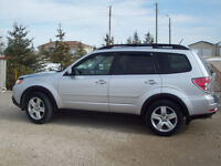 2009 Subaru Forester 2.5X LIMITED Wagon