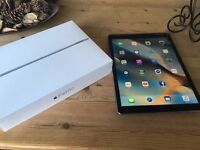 9.7 iPad Pro WIFI and Cellular 128gb Space Gray