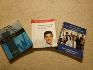 Human Resources Management Textbooks