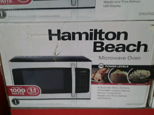 Micro Onde HAMILTON BEACH