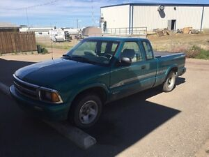 95 Chevy S-10 for sale!