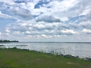 VACANT WATERFRONT LOT FOR SALE $229,000