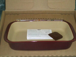 Pampered Chef baking dish
