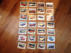 Muscle Cars MOPAR Trading Cards from the 1992 Collect-A-Card Cor Sarnia Sarnia Area image 1