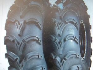 KNAPPS YAMAHA has Lowest Prices on ATV TIRES in CANADA !!