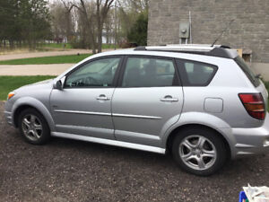 2006 Pontiac vibe (Safety Certified)