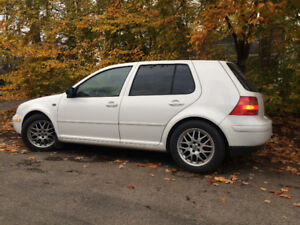 Volkswagen Golf Hatchback with Jetta 2.0 Engine