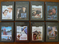 Hallmark Hall of Fame DVD's - Lof of 8 Movies