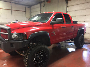 2003 DODGE RAM 3500 DIESEL **LIFTED** TRADES WELCOMED