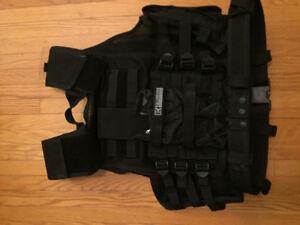 Condor paintball vest