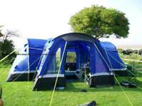 hi gear kalahari 8 tent and porch