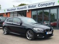 2016 16 BMW 120D M SPORT PLUS 3 DR HATCHBACK AUTOMATIC 190BHP