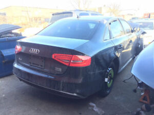 PARTING OUT 2015 AUDI A4 2.0T TFSI S-LINE 80K AUTOMATIC