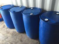 Barrels for sale