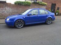 VW Bora Sport Tdi