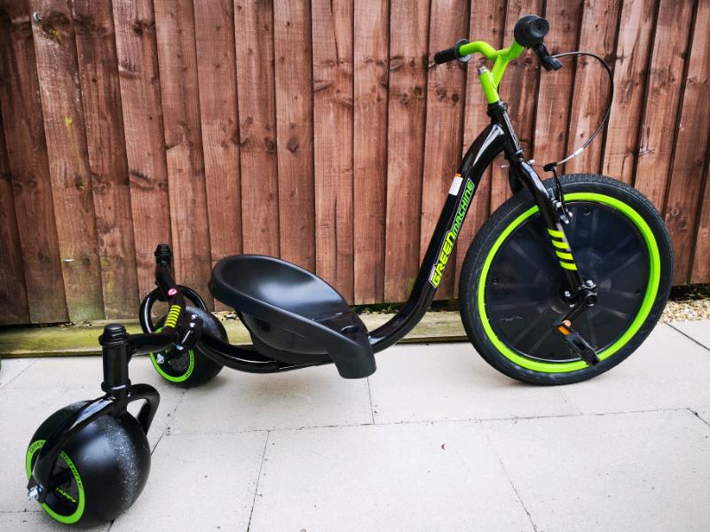 Huffy Green Machine Drift Trike Gokart In Buckshaw Village Lancashire Gumtree