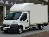 Any Time Short_Notice Removal Man and Fully Insured Vans From £15/H Also Large Lorries Available