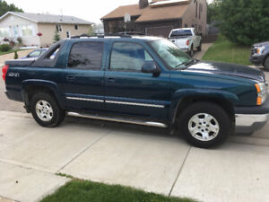 2005 Chevrolet Avalanche 164000km for sale