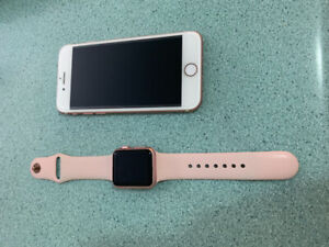 IPHONE 6 AND IWATCH SERIES 1