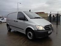 MERCEDES-BENZ VITO 2.1 CDi | 113 | CRUISE CONTROL | 1 OWNER | AIR CON | 2011