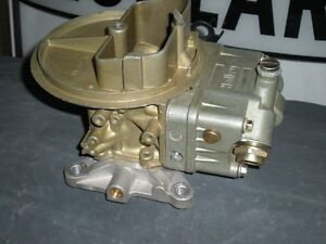 New Holley Carburetor