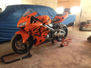 2006 Honda CBR 600rr with 7200kms
