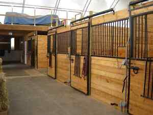 Indoor Horse Board available in Carlisle/Waterdown