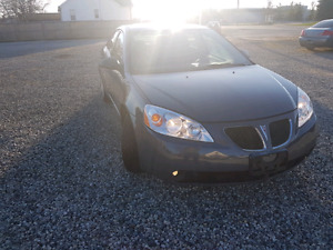 2009 Pontiac g6 certified and etested