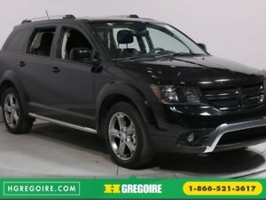 2017 Dodge Journey CROSSROAD AWD AUTO A/C BLUETOOTH CUIR MAGS