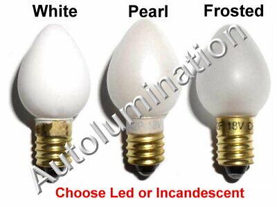 Lionel Marx Train 1442 White Street Lamp Post E10 Light Bulb 18v Round 18 Volt