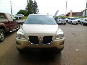 2009 Pontiac Montana SV6 Certified and Etested
