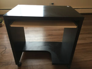 Wooden desk for sale. For your laptop and desk top