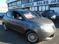 2014 Chrysler Ypsilon 0.9 TwinAir SE - Grey - AUTOMATIC + Platinum Warranty!