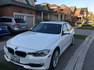 2013 BMW 3-Series 335i Luxury Line Sedan