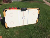 Air hockey table.  No stand.  506 988 2779