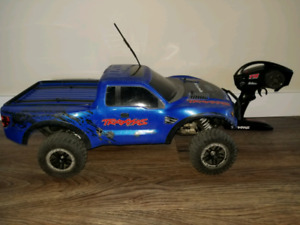 Traxxas 2WD Brushless Ford Raptor