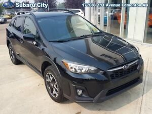2018 Subaru Crosstrek Touring CVT,AWD,ALUMINUM WHEELS, AIR,TILT,