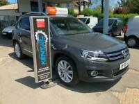 2015 Volkswagen Tiguan 2.0 TDI BlueMotion Tech Match Edition 2WD (s/s) 5dr SUV D