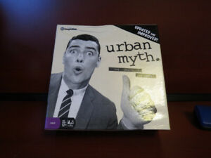 Outset Media - Urban Myth - Can You Tell Which Legends are True