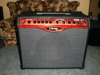 Ampli Line 6 Spider  Red Face 50 watts USA