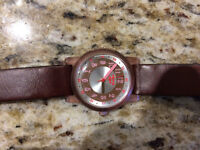 Roots Girl Watch $5