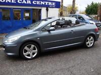PEUGEOT 307 2.0 HDI DIESEL SPORT CC COUPE CABRIOLET ** 2008 58**